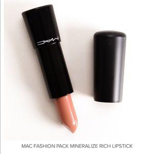 NWT MAC Cosmetics Fashion Pack Mineralize Rich Lip